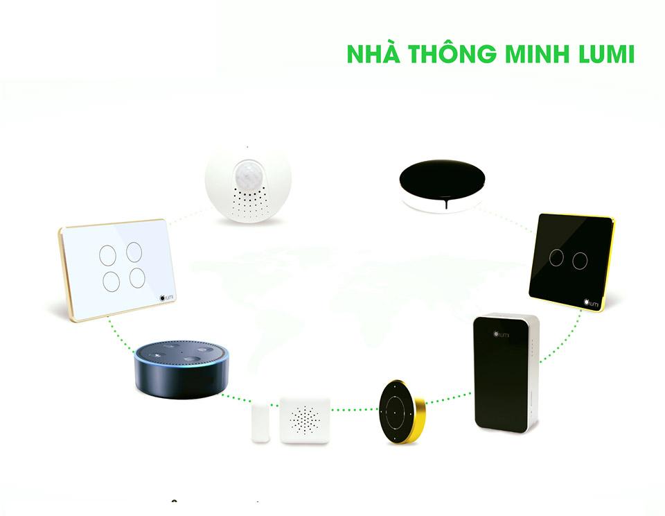 Nhà thông minh smart home gồm những thiết bị gì?