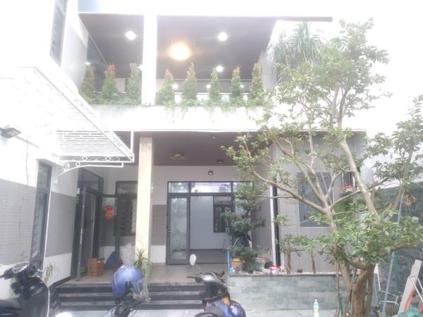 Công trình Biệt thự Chú Ngọc - Vũ Đình Liên, Hòa Xuân, Cẩm Lệ, Đà Nẵng.
