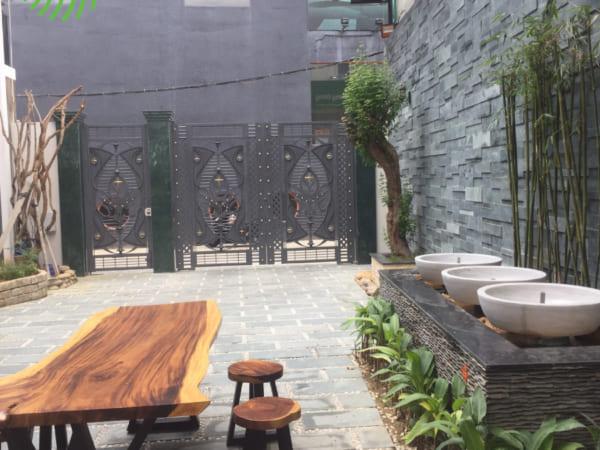 Biệt thự sân vườn thông minh Đà Nẵng - Nhà chị Thoa